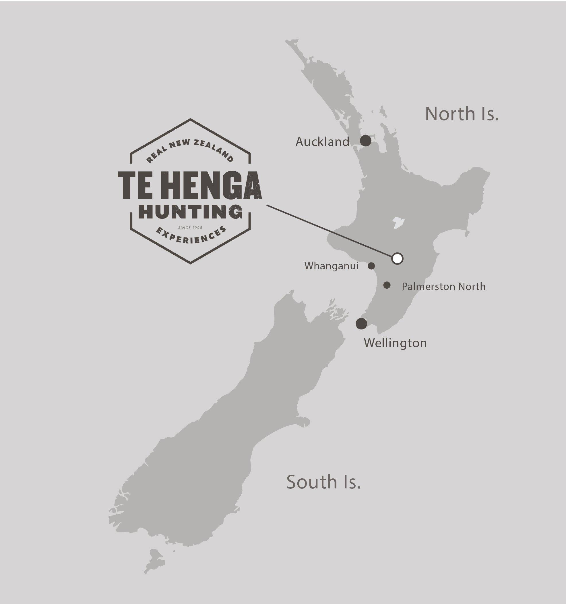 Te Henga Hunting Location